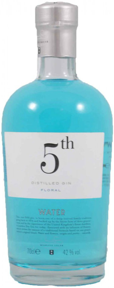 5th Gin  Water 70cl Bottle