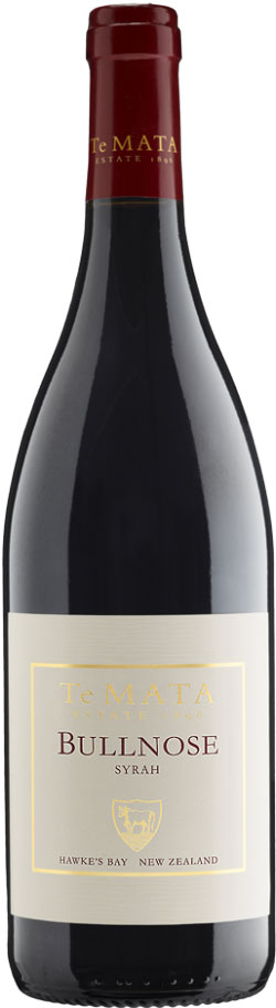 Te Mata - Bullnose Syrah 2018 75cl Bottle