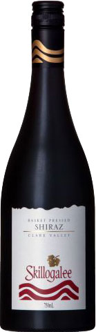 Skillogalee - Basket Pressed Shiraz 2012 6x 75cl Bottles.