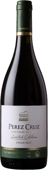 Vina Perez Cruz  Syrah Limited Edition 2013 75cl Bottle