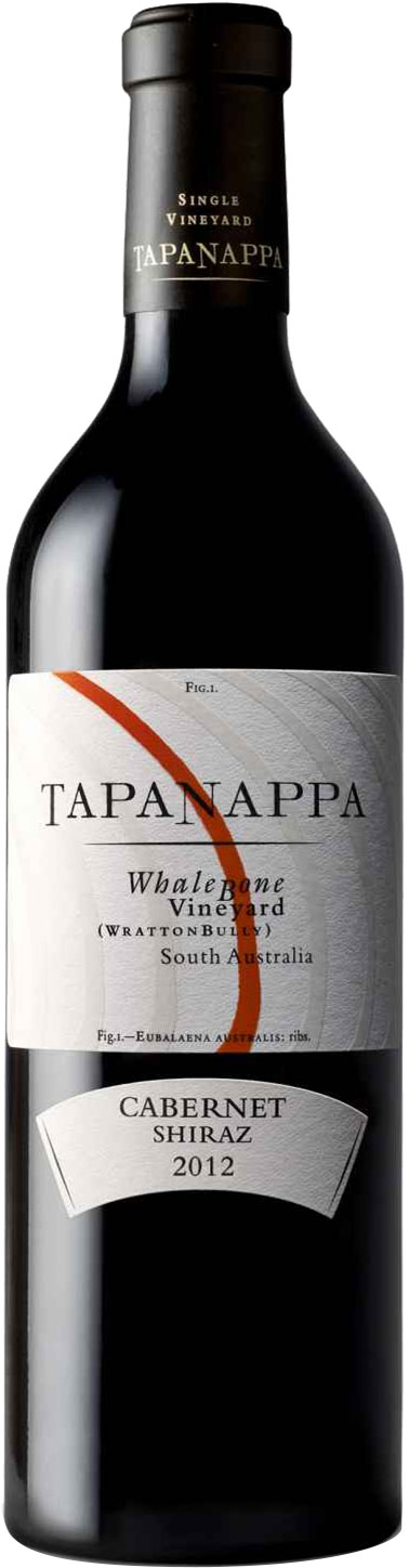 Tapanappa - Whalebone Vineyard Wrattonbully Cabernet Shiraz 2014 75cl Bottle