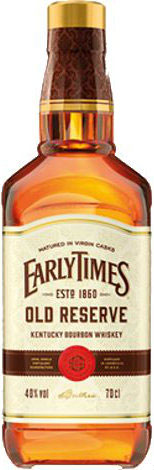 Early Times - Old Reserve 70cl Bottle