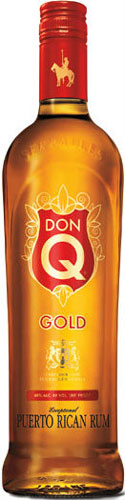 Don Q - Gold Rum 70cl Bottle