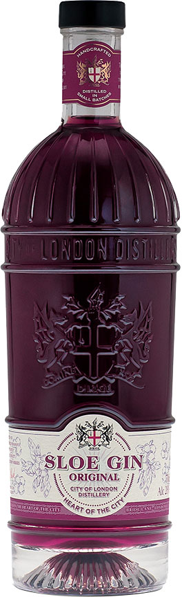 City of London - Sloe Gin 70cl Bottle