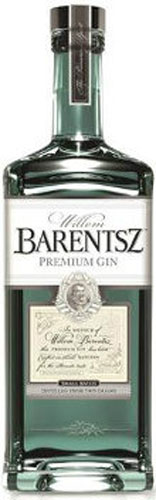 Willem Barentsz - Premium Gin 70cl Bottle