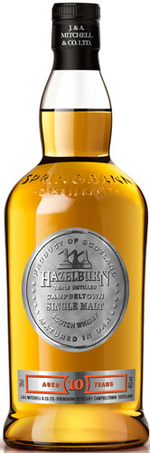 Hazelburn - 10 Year Old 70cl Bottle