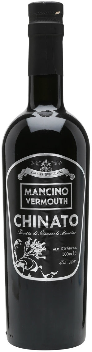 Mancino Vermouth - Chinato 50cl Bottle