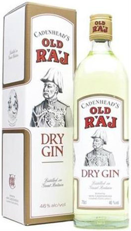 Cadenheads - Old Raj Gin (Red Label) 70cl Bottle