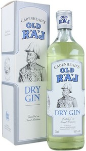 Cadenheads - Old Raj Gin (Blue Label) 70cl Bottle