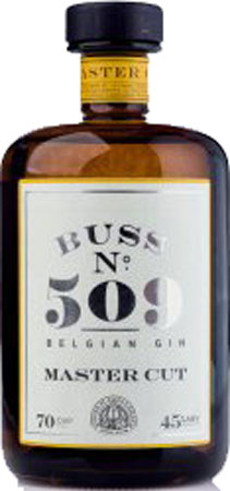 Buss No.509 - Master Cut Gin 70cl Bottle