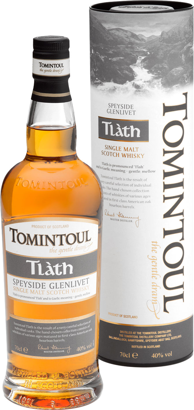 Tomintoul - Tlath 70cl Bottle