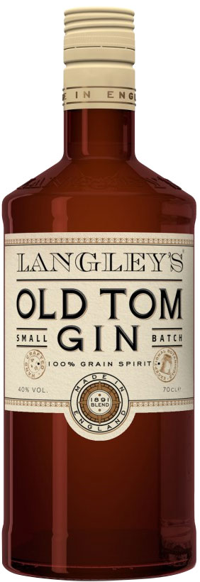Langleys - Old Tom Gin 70cl Bottle