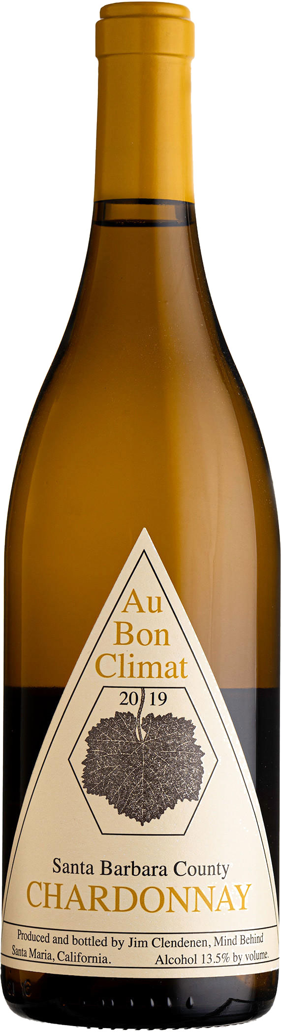 Au Bon Climat - Chardonnay 2017 75cl Bottle