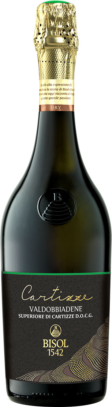 Bisol - Cartizze Prosecco Valdobbiadene Superiore 2017 75cl Bottle