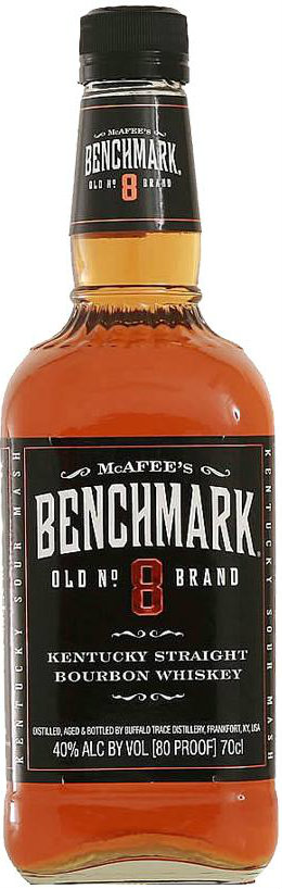 Benchmark - Bourbon 70cl Bottle