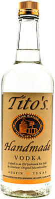 Tito's - Vodka 70cl Bottle