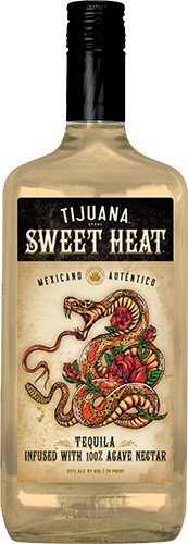 Tijuana - Tequila Sweet Heat 70cl Bottle