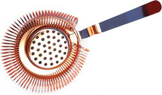 Strainer - Copper Plated Accessories