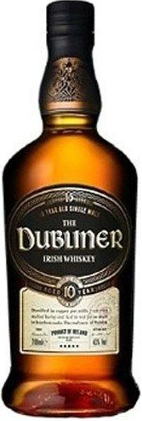 The Dubliner - 10 Year Old 70cl Bottle