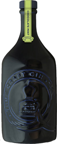 McQueen Gin - Chocolate Mint Gin 50cl Bottle