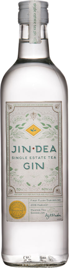 Jindea - Single Estate Tea Gin 70cl Bottle