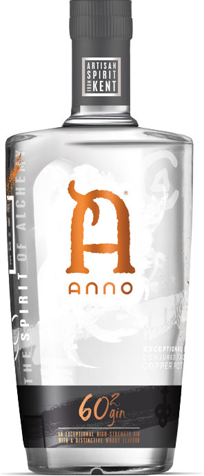 Anno - 60 Squared Gin 70cl Bottle