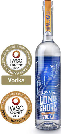 Adnams - Longshore Vodka 70cl Bottle