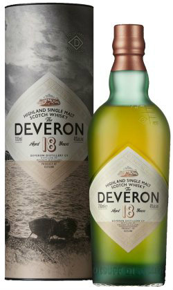 The Deveron - 18 Year Old 70cl Bottle