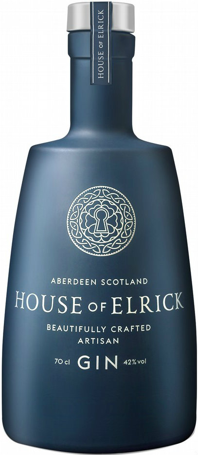 House of Elrick - Gin 70cl Bottle