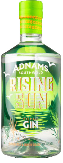 Adnams - Rising Sun Gin 70cl Bottle