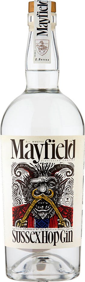 Mayfield - Sussex Hop Gin 70cl Bottle