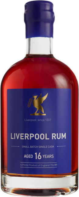 Liverpool Gin Distillery - Rum 70cl Bottle