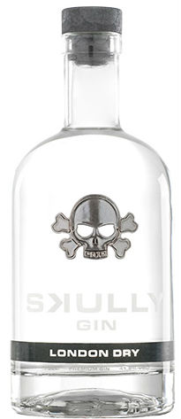 Skully - London Dry Gin 70cl Bottle