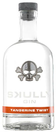 Skully - Tangerine Twist Gin 70cl Bottle