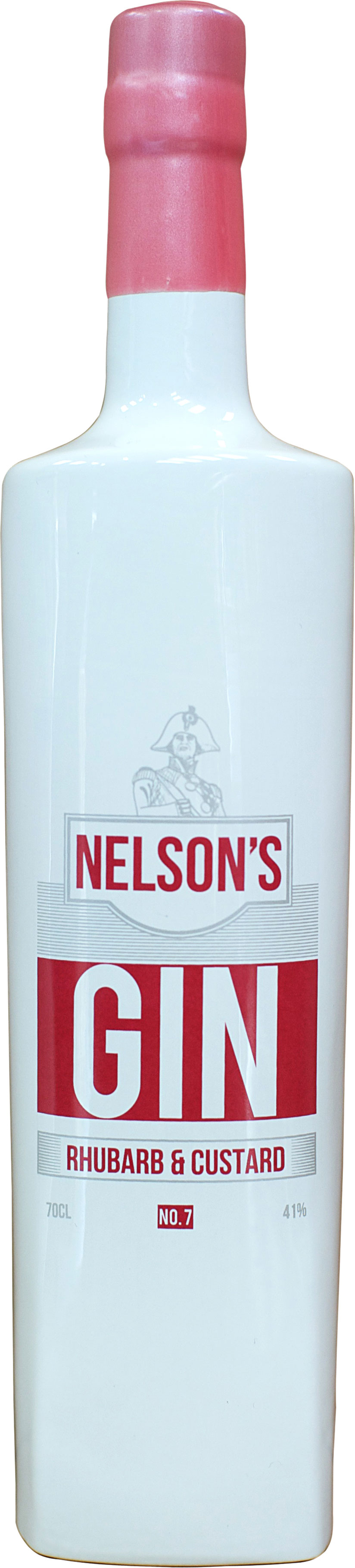 Nelson's - Rhubarb And Custard Gin 70cl Bottle