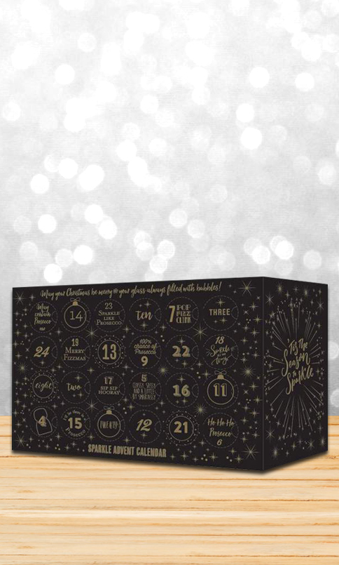 Image of Advent Calendar - Fizz 24x 20cl Advent Calendar