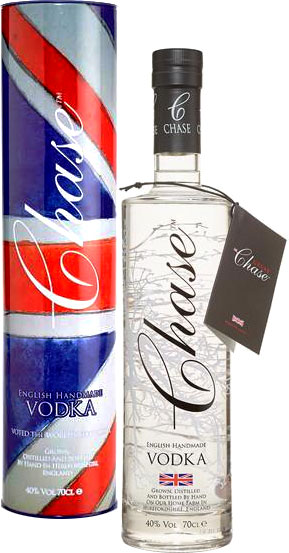 Image of Chase Distillery - English Potato Vodka in Tin 70cl Bottle