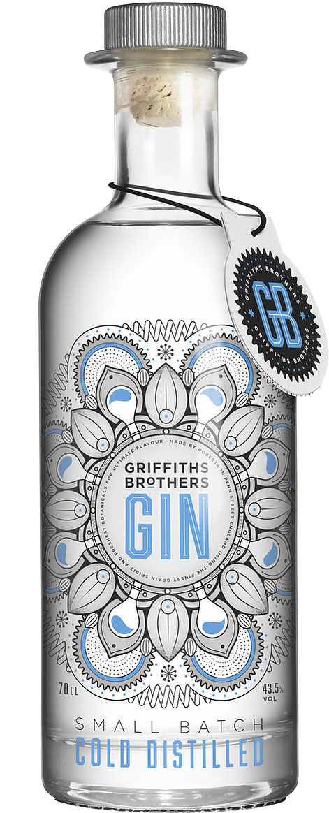 Griffiths Brothers - Gin 70cl Bottle