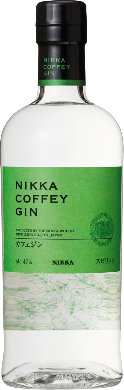Nikka - Coffey Gin 70cl Bottle
