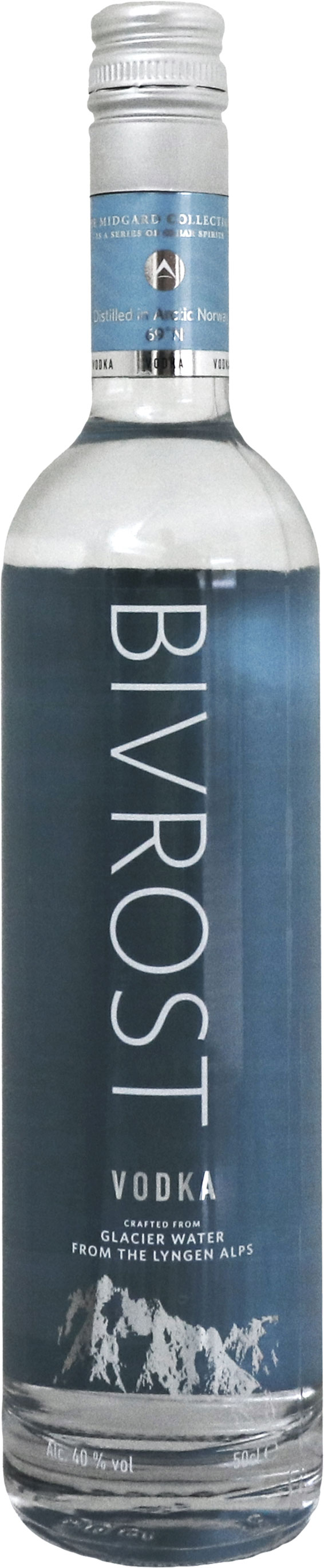 Bivrost - Vodka 50cl Bottle