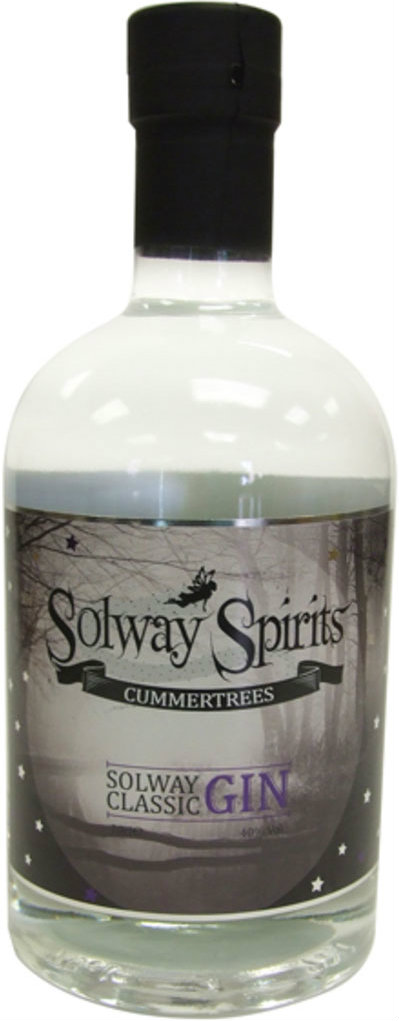 Solway - Classic Gin 70cl Bottle