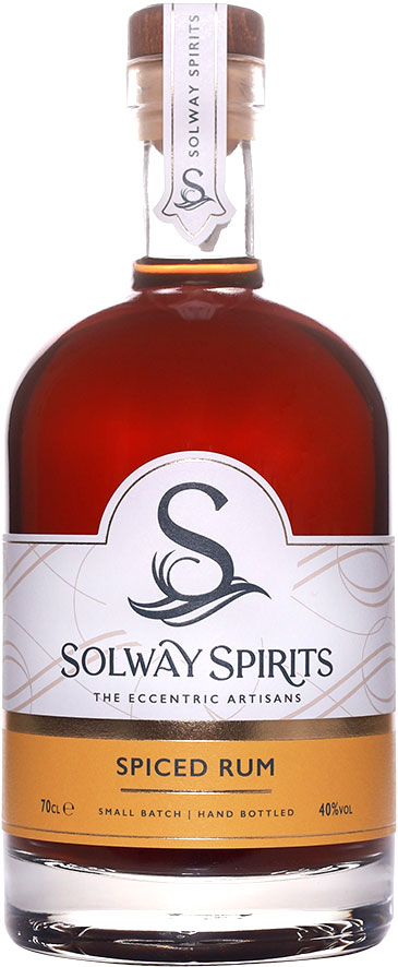Solway - Spiced Rum 70cl Bottle