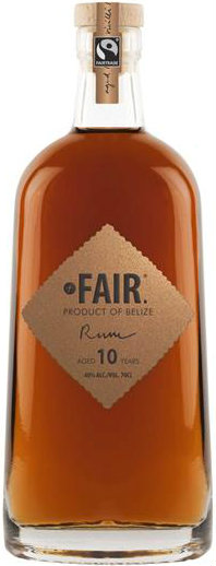 Fair - Belize 10 Year Old Rum 70cl Bottle