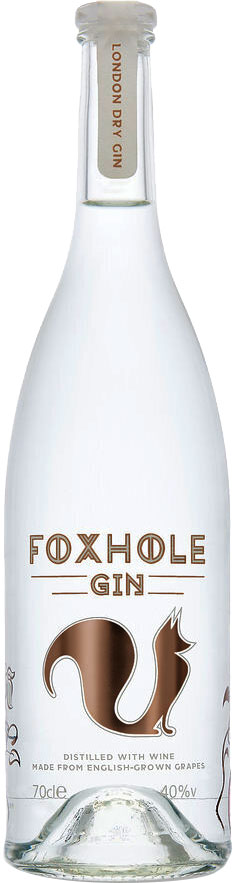 Foxhole Gin - Marc 6 70cl Bottle