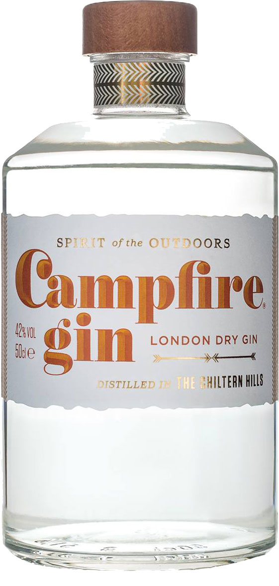 Campfire - London Dry 50cl Bottle