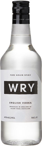 Silent Pool - WRY Vodka 70cl Bottle