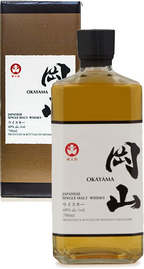 Okayama - Single Malt 70cl Bottle