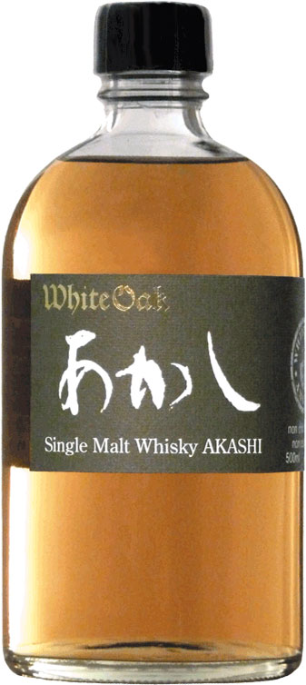 White Oak - Akashi Single Malt 50cl Bottle