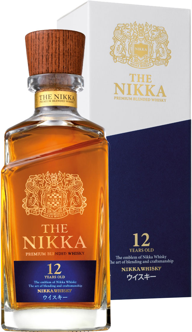 Nikka - The Nikka 12 Year Old 70cl Bottle