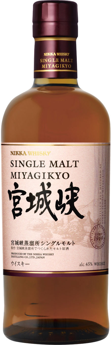 Nikka - Miyagikyo Single Malt 70cl Bottle